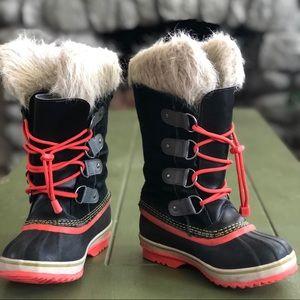 Kids Sorel Joan of Arctic Winter Boots Waterproof